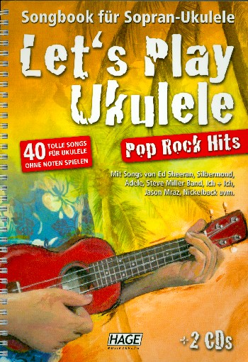 Daniel Schusterbauer, Let`s Play Ukulele Songbook