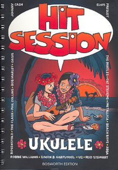 Hit Session Ukulele Vol. 1, Songbook
