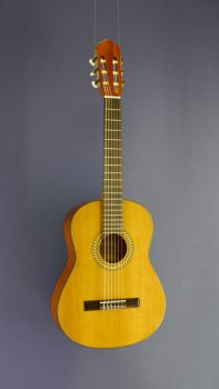 Children's guitar Lacuerda, model chica 58, ¾-guitar with 58 cm scale and solid cedar top