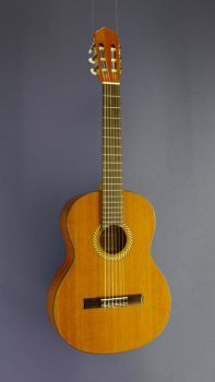 Classical Guitar Lacuerda, model chica 62, 7/8 guitar with 62 cm scale and solid cedar top