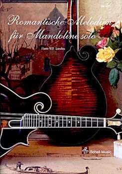 Landau, Hans W.F.: Romantic Melodies for Mandolin solo, sheet music