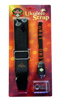 Ukulele Strap Leho with Gurtpin and Quick release Clip