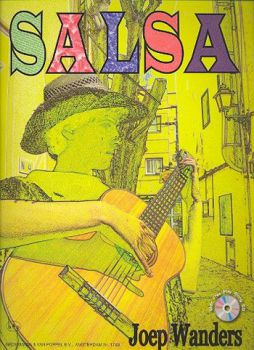 Wanders, Joep: Salsa, South American Pieces for Guitar solo, sheet music