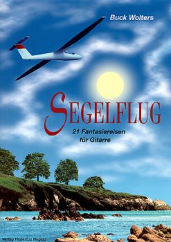 Wolters, Burkhard Buck: Segelflug - for guitar solo, sheet music