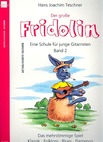 Fridolin gitarrenschule