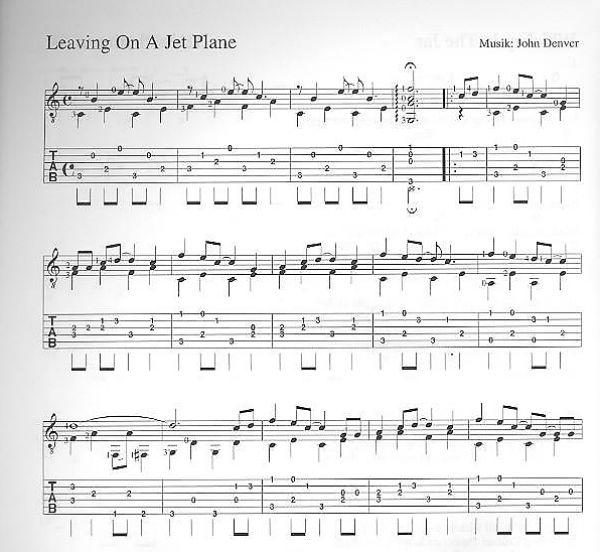 Leaving On A Jet Plane Guitar - Best Jet Gallery 2018