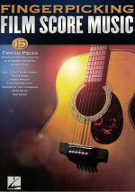 Fingerpicking Film Score Music for Guitar, sheet music