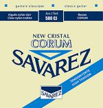Saiten für Konzertgitarre Savarez Corum New Cristal 500CJ high tension